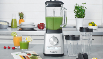 "Which? recommends the Magimix Blender as the ""Best Overall"""